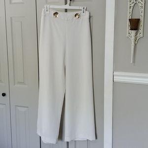 Zara Woman high waist wide leg size EUR S - USA S